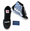 VANS-SK8-HI-PRO-CHECKERBOARD-BLACK-BLUE-SKATE-SHOES-MENS-SZ-11-NEW-NIB thumbnail 1