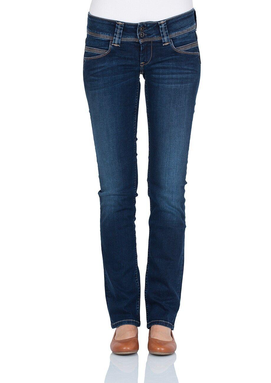 Pepe Pepe Pepe Jeans Damen Jeans PL200029H06 Venus Regular Fit 0a8f91