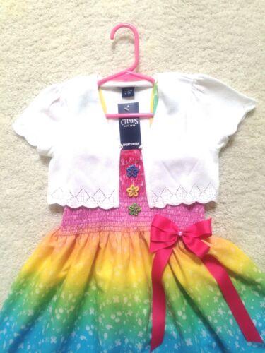 Doll Dress FREE bracelet RARE Handmade My Little Pony Dress Toddler//Girls 2T-8Y