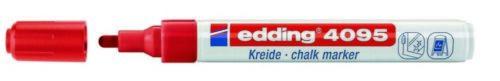 edding 4095 2-3 mm Kreidemarker rot