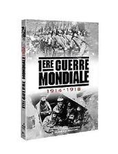 31028//LA PREMIERE 1ERE GUERRE MONDIALE 1914-1918 COFFRET 2 DVD NEUF DUREE 4H20