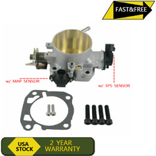 High Quality 70mm Throttle Body Withcalibrated Blox Tps For Civic B D H F Series