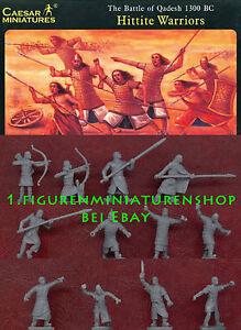 1-72-FIGUREN-H008-ANCIENT-HITTITE-WARRIORS-CAESAR-WIRD-NICHT-MEHR-PRODUZIERT