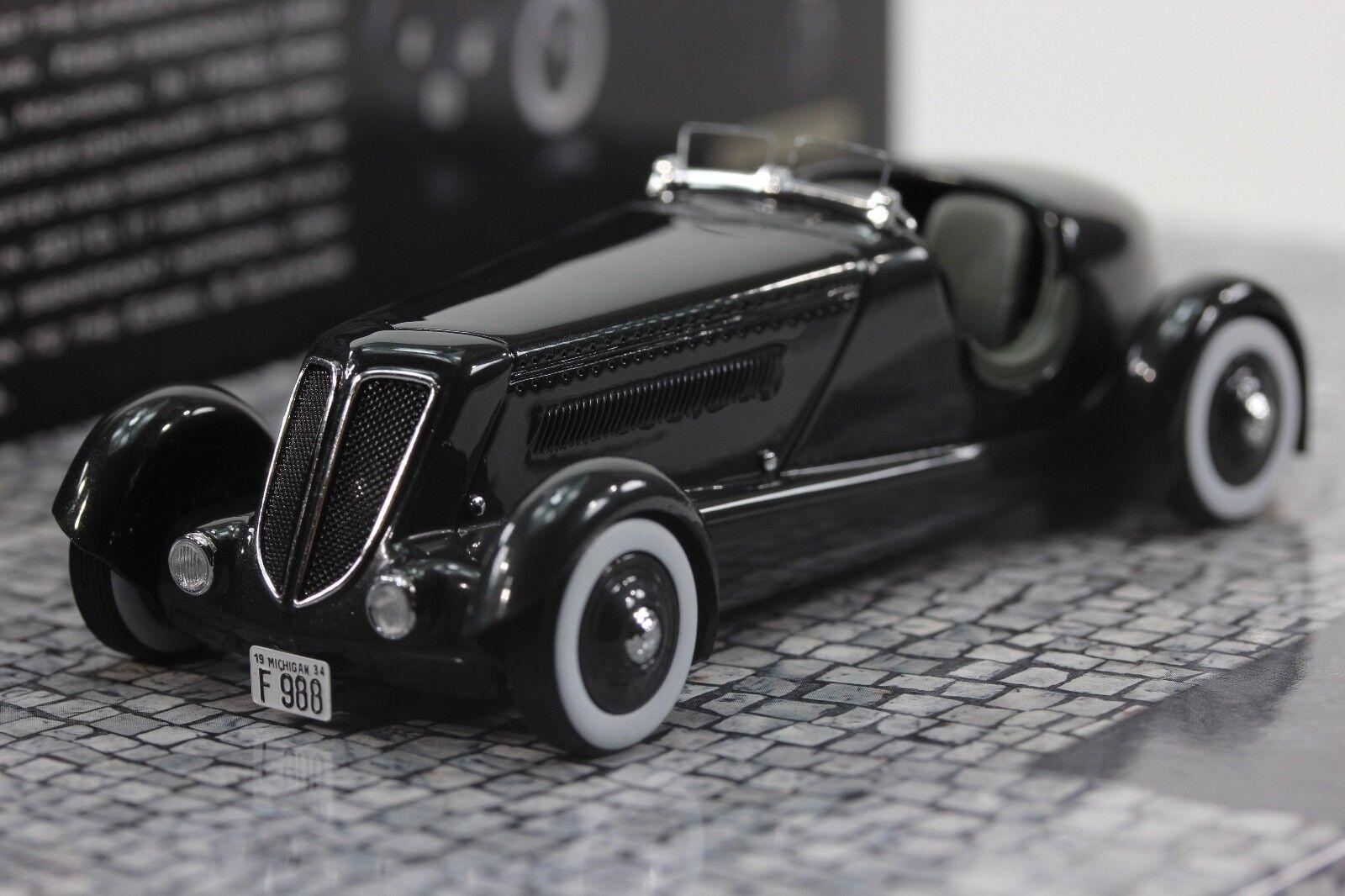 Edesl Ford's Model 40 SPECIAL Speedster 1934 Minichamps 437082040