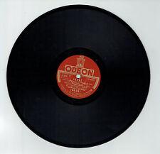 78T Mlle Lily PONS Disque Phono LAKME Air des Clochettes Chanté ODEON 188641
