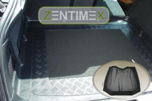 Alfombrilla de Tina velcro-Organizer para bmw x6 xdrive e71 Facelift furgoneta remol explosionando