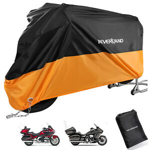 Xxxl Motorcycle Cover Waterproof For Honda Goldwing Gl1800 1500 1200 1000 1100 Ebay