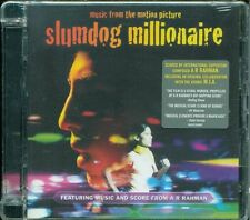 The Millionaire/Slumdog Millionaire Ost - M.I.A./A R Rahman) Hard Case Cd Nuovo