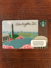 Starbucks 2012 Washington DC - Cherry Blossom City Card