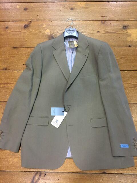 Douglas Linen Mix Jacket/Stone - 58R - WAS £149, NOW £69