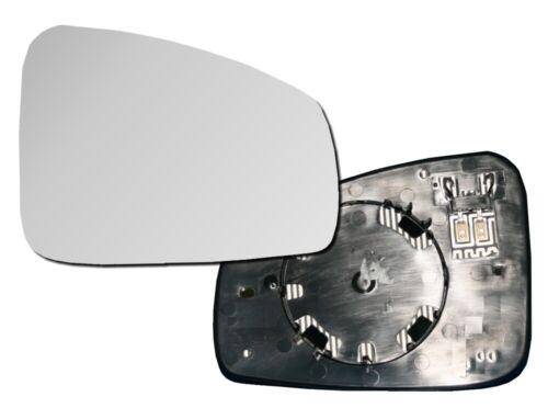 Spiegelglas rechts für Renault Laguna 3 Spiegel Glas Konvex Heizung