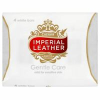 Imperial Leather Gentle Care Soap Bars Sensitive Skin (4x125g)