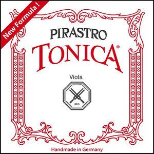 PIRASTRO-TONICA-Viola-bratsche-set-di-corde-Viola-Strings-Set