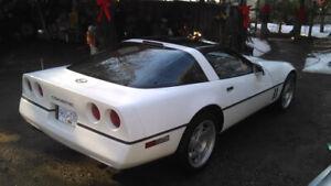 1990 Corvette - REDUCED PRICE - 186,000 kms
