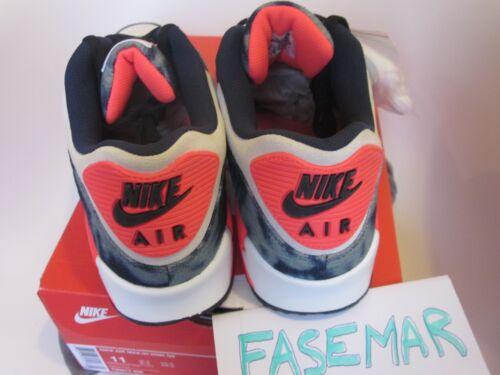 Lebron sporco Us11 Air Fieg 2014 Max Jordan Qs Nike Dnm Bianco Atmos denim 90 pPWTUx16
