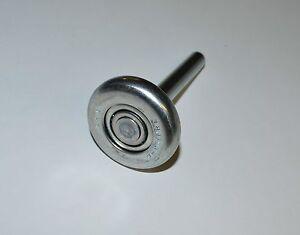 4-PACK-WHITING-TRUCK-TRAILER-DOOR-ROLLER-STEEL-11-BALL-BEARING