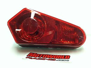 OEM TAILLIGHT ASSEMBLY W//BULB FOR 2002 2003 2004 2005 2006 YAMAHA BLASTER YFS