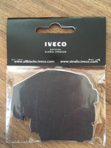 Stralis All Blacks Magnete Die-Cut aimant de réfrigérateur IVECO