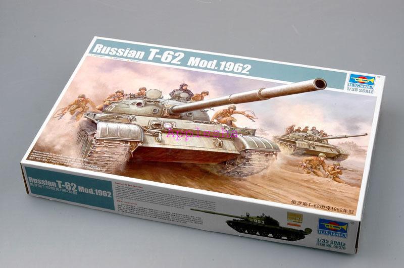 Trumpeter 00376 1 35 Russian T-62 T-62 T-62 Model 1962 8bf2d1
