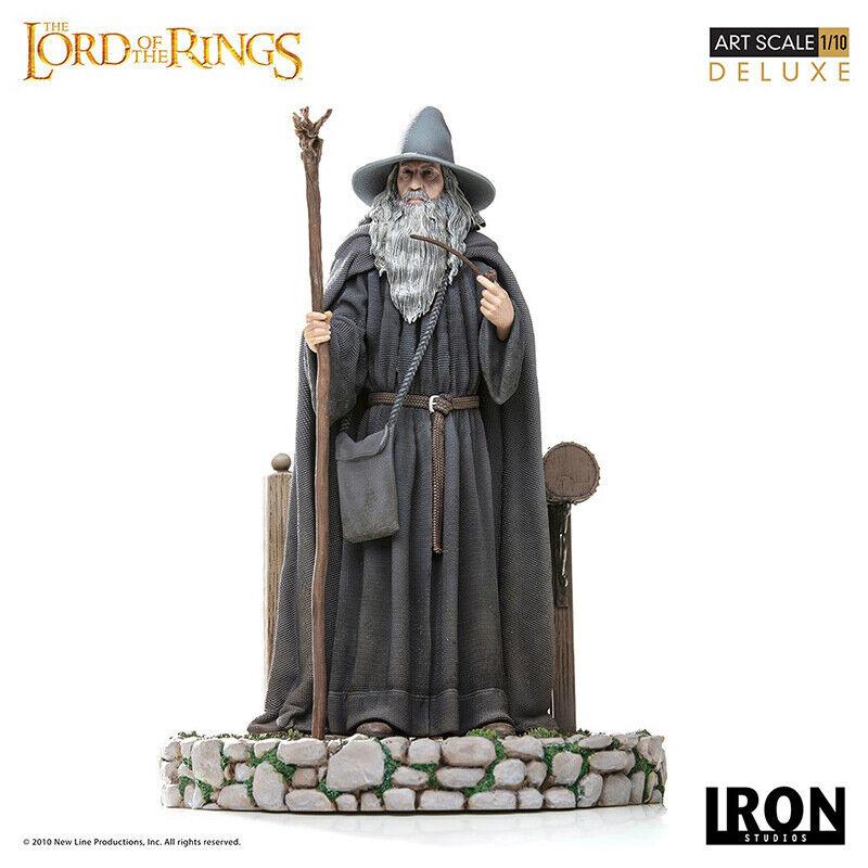 Iron Studios GeALF Art Scale STATUE 1  10 LOTR DELUXE Pre-order nuovo     acquista online oggi
