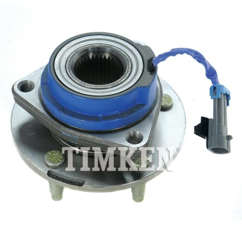 Wheel Bearing and Hub Assembly-Axle Bearing and Hub Assembly Front Timken 513187