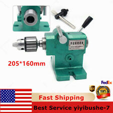 Mt3 Lathe Tailstock Assembly Diy Woodworking Tools Rapid Retraction 205160mm