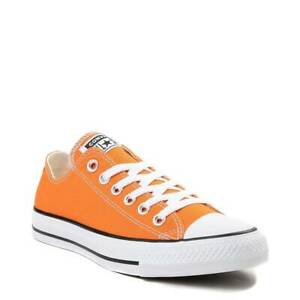 Converse-Chuck-Taylor-All-Star-Lo-Sneaker-Golden-Poppy-Mens-NEW