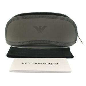Emporio Armani Sunglasses 4058 5474  87 Blue Rubber Grey d8f7077b59