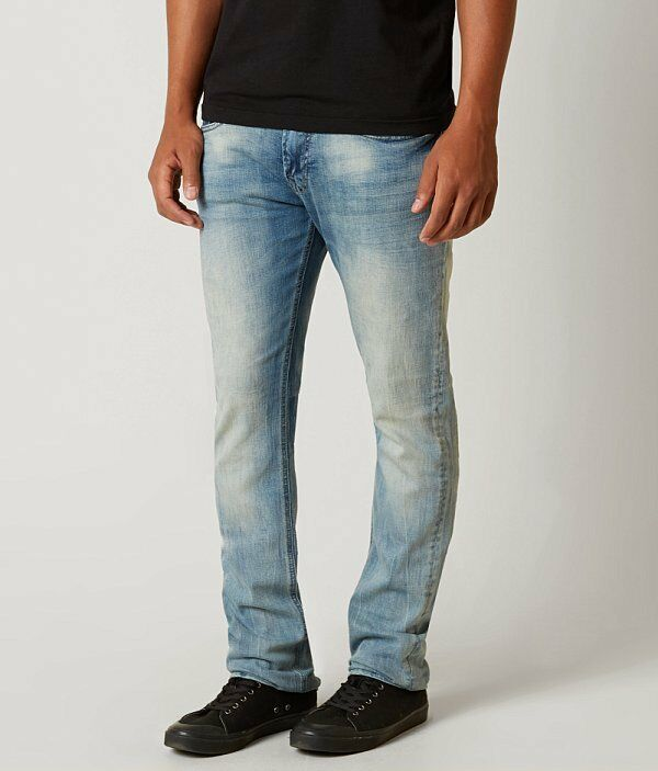 Buffalo David Bitton Men's Max-x Skinny Stretch Indigo Jeans BM20426