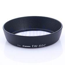 Für Canon Eos 60D 600D 550D Mit Ef S 18 55 Mm Ew 60C Gegenlichtblende GE