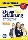 akademische Steuer Spar Erklärung 2014 Win De