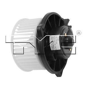 TYC-700130-New-Blower-Motor-With-Wheel