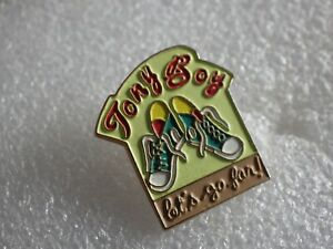 Pin-039-s-Vintage-Collector-Pins-Collection-Adv-Tony-Boy-Lot-PO103
