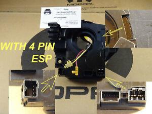 Clockspring-Dodge-Chrysler-Jeep-NEW-MOPAR-Genuine-Replacement-5156106AD