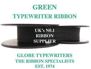 IMPERIAL GOOD COMPANION MODEL T-BLACK//RED-TYPEWRITER RIBBON-*REWIND+INSTRUCTION