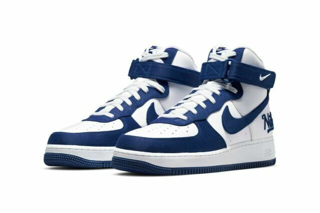 Size 12 - Nike Air Force 1 High '07 LV8 EMB Dodgers 2021 for sale ...