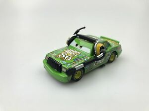 Mattel-Disney-Pixar-Cars-3-Chick-Hicks-con-Auricular-Diecast-86-1-55