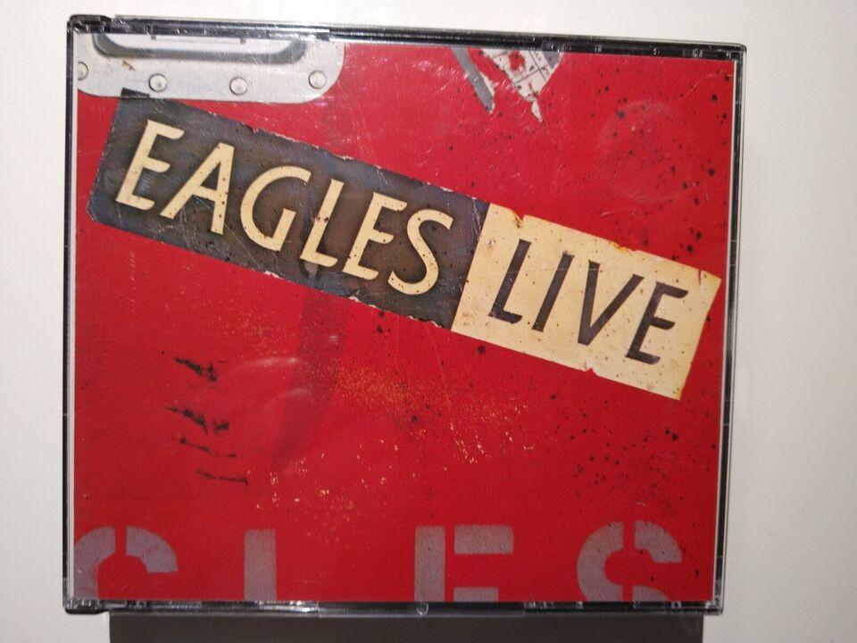 Eagles : Live, rock
