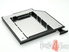 E/Bay Ultra Slim HD Festplattenrahmen 2.HDD SATA DELL Latitude E6400 E6410 E6500