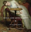 Sense and Sensibility: An Annotated Edition by Jane Austen (Hardback, 2013)
