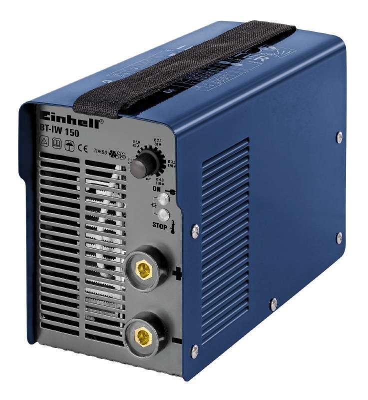 Einhell  Inverter-Schweissgerät BT-IW 150