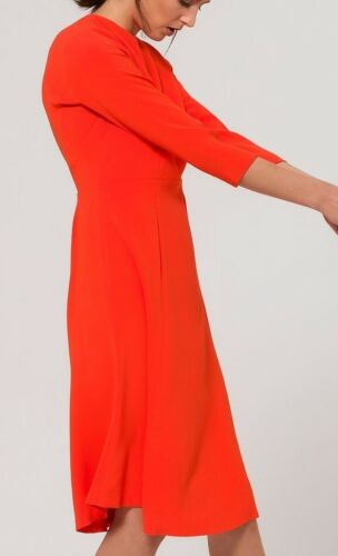 Freizeitkleid 42 Oak Kleid amp; Ivy Orange Gr A4323 Blood Damenkleid 85EHnwxwqR