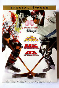 Disney-The-Mighty-Ducks-Trilogy-D1-D2-and-D3-Complete-Movie-Collection-on-DVD