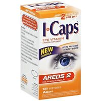 Icaps Areds2 Eye Vitamin Softgels 120 Ea (pack Of 9) on sale
