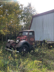 1937 ford 2 ton truck