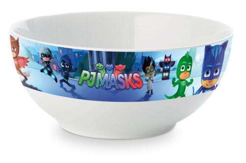 PJ Masks City Ø 13,5 H 6 Müslischale Schüssel Kinder Frühstück