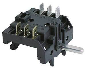 Palux-Cam-Switches-for-Hot-Counter-HT-50-85-120-3-polig-Axle-6x4-6mm-4NO