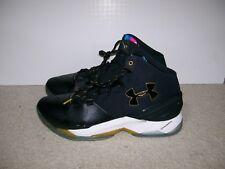 separation shoes e769a e3042 Under Armour Curry 2 Le Limited Edition Elite Black Gold ...