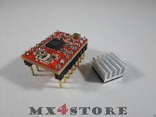 A4988 stepper motor motor PAP controlador Driver 3d impresora Arduino RepRap-CNC
