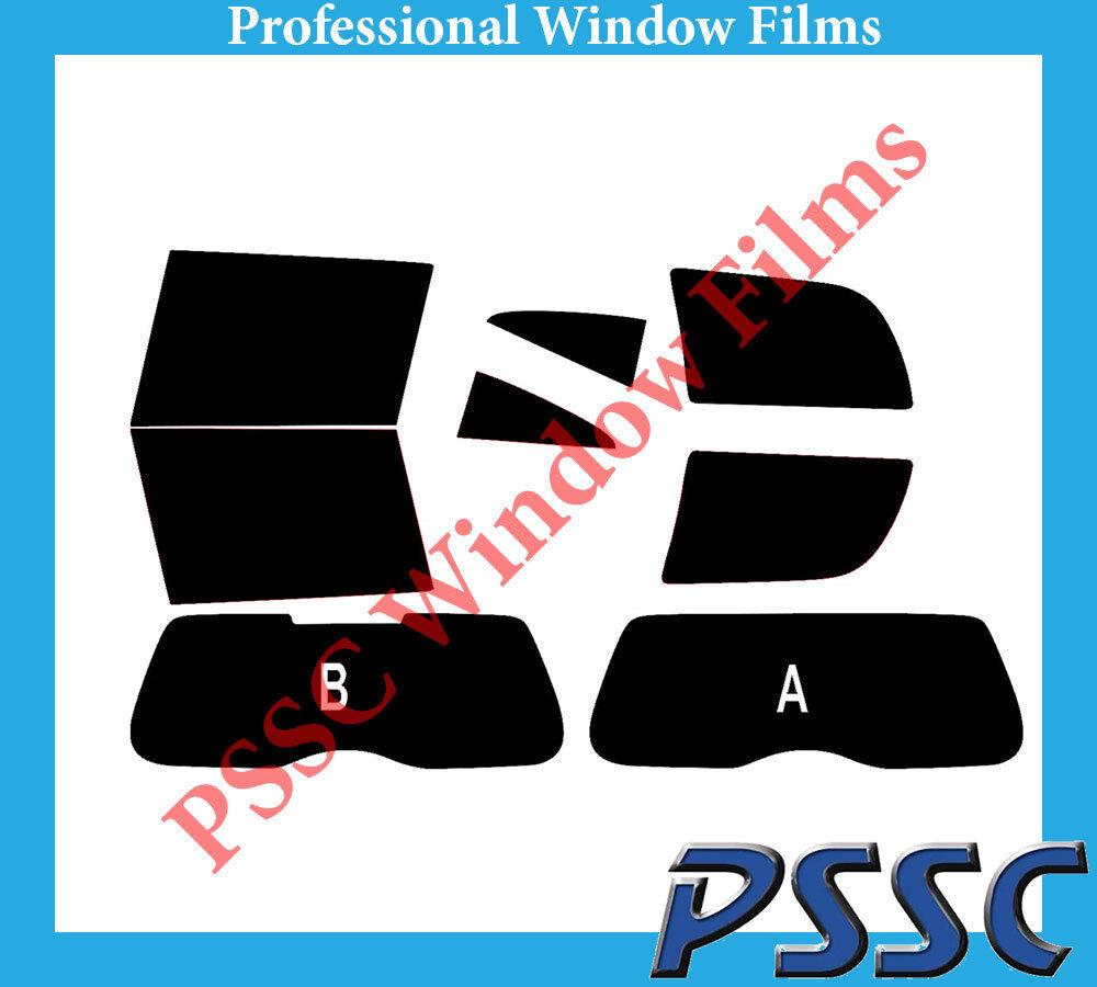 PSSC Pre Cut Rear Car Window Films - Vauxhall Astra G Estate 1998 to 2005